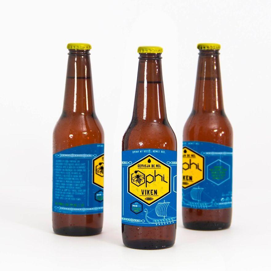 Ophi Beer ALE VIKEN (Doce)