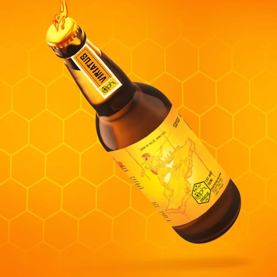 Ophi Beer - Ale Viriato
