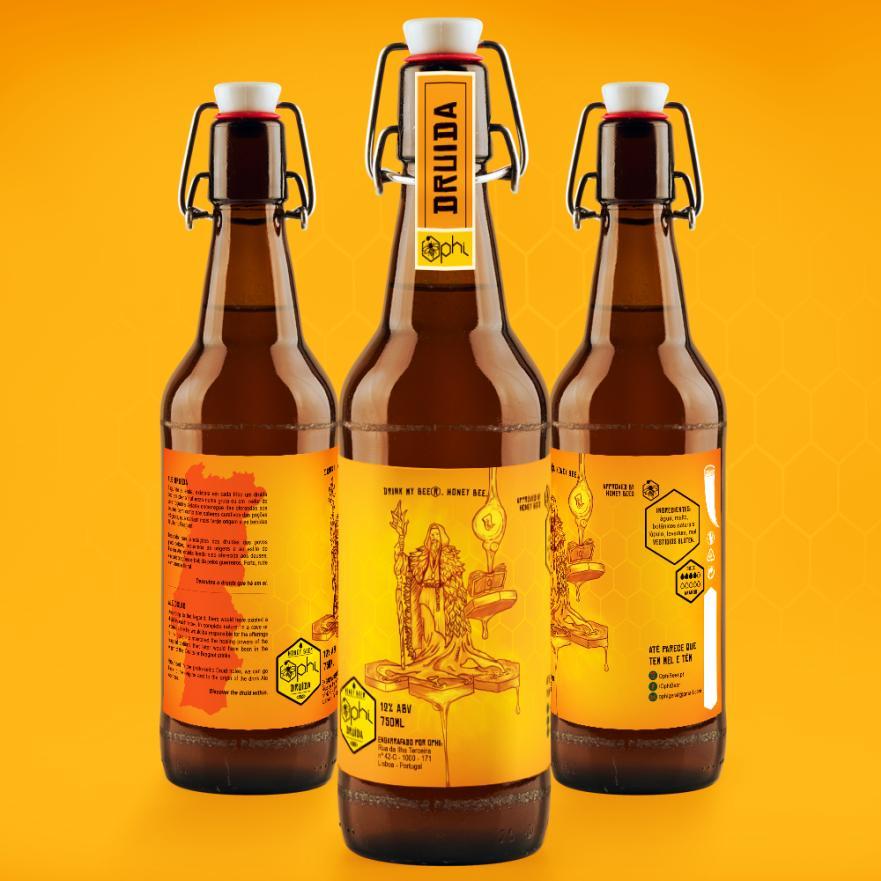 Ophi Beer - Ale Druida