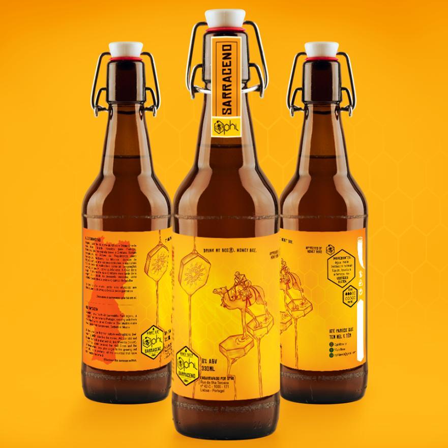 Ophi Beer - Ale Sarraceno