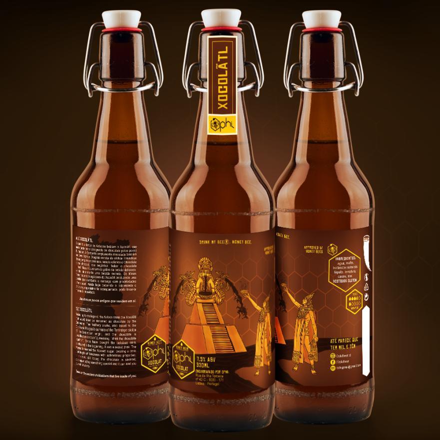 Ophi Beer - Ale Xocolãtl